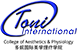Toni International Retina Logo